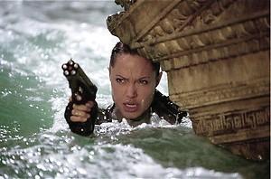 Angelina Jolie redt de wereld