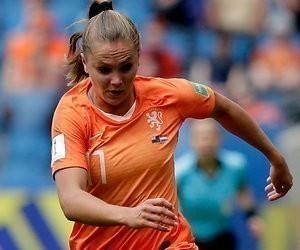 Oranjeleeuwinnen sluiten af tegen topland Frankrijk