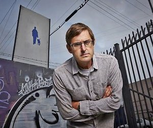 Louis Theroux, Arnon Grunberg, Herman Finkers en Ronald Koeman in College Tour