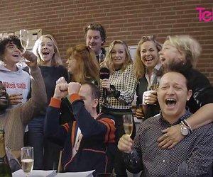 De cast van De Luizenmoeder over hun nominatie