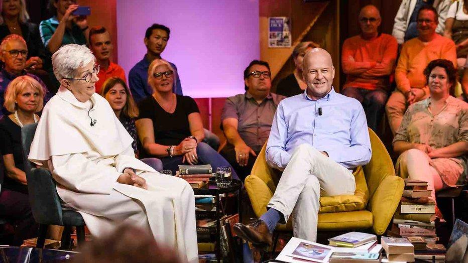 De TV van gisteren: Moby Dick stelt weer teleur