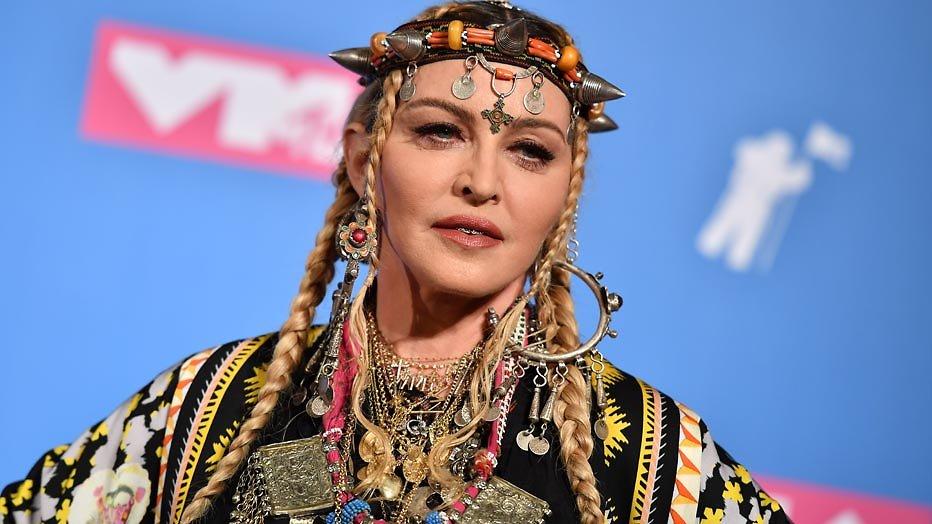 'Madonna ziet af van optreden tijdens Songfestival'