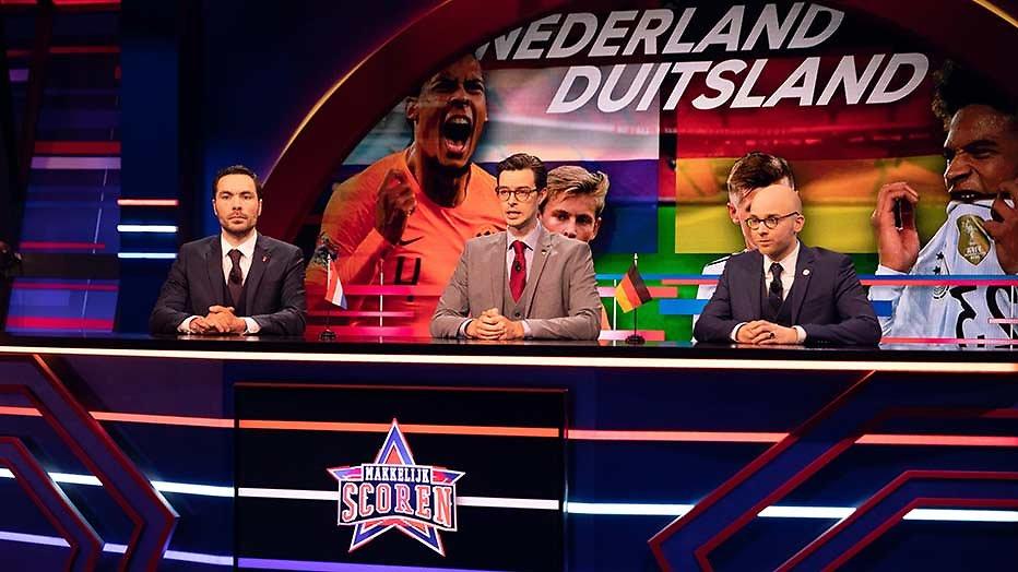 Makkelijk Scoren verzorgt voorbeschouwing Nederland - Duitsland