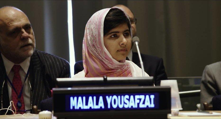 Activiste Malala in speciale RTL Late Night