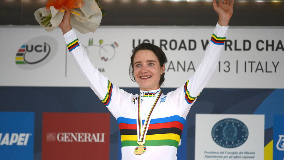 Documentaire over Marianne Vos op KPN Presenteert