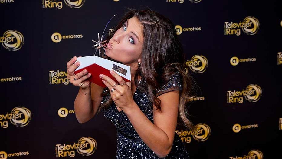 Marieke Elsinga wint Televizier Talent Award 2017