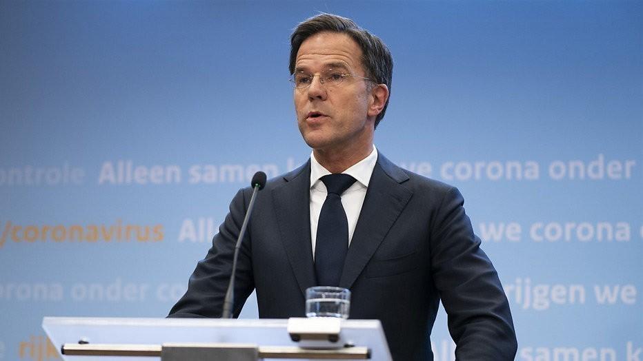 Mark Rutte, Hugo de Jonge