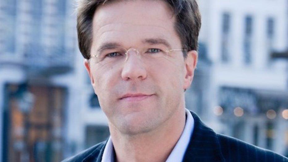 Mark Rutte wordt radio-dj