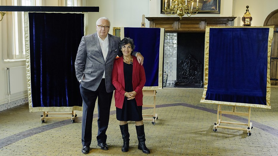 Mart Smeets schoffeert kunstenaar in Sterren op het Doek