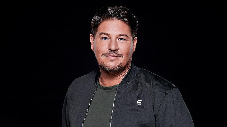 Martijn Krabbé verbaasd dat hij The Voice mag blijven doen