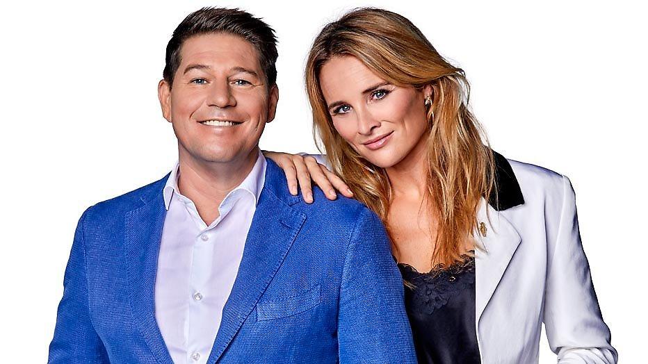 RTL presenteert persfoto's van vernieuwd The Voice Senior
