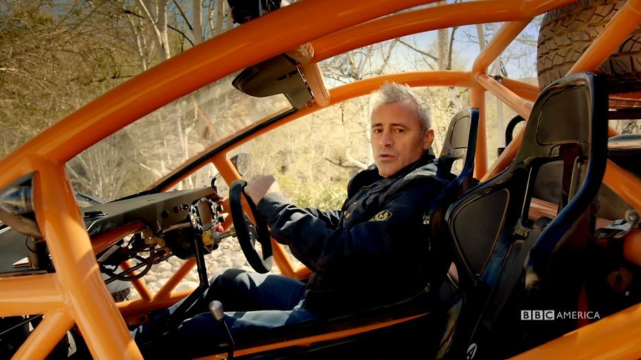 Matt LeBlanc tekent miljoenendeal als nieuwe presentator Top Gear
