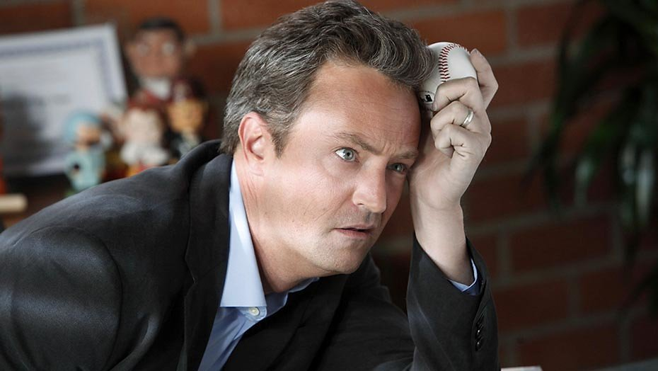 Matthew Perry heeft nachtmerries van Friends