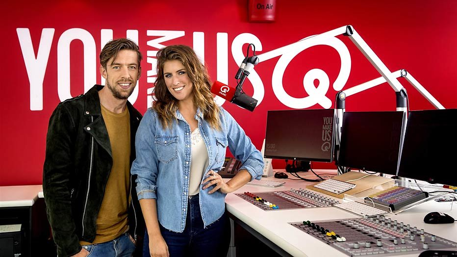 Mattie & Marieke en Gerard Ekdom in race voor Gouden RadioRing