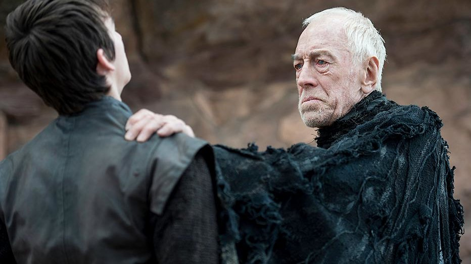 Max van Sydow - Game of Thrones