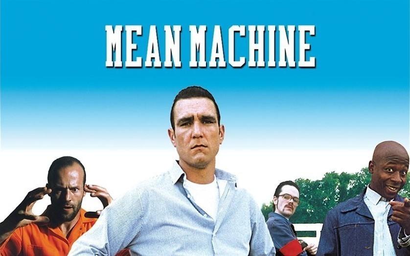 Mean Machine: Vinnie Jones wordt voetbaltrainer