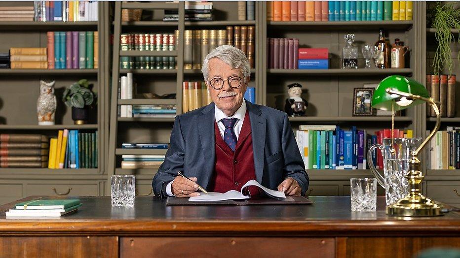 SBS geeft Frank Visser dagelijks juridisch programma