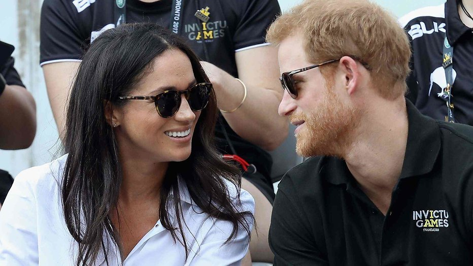 Prins Harry en Meghan Markle zijn verloofd!
