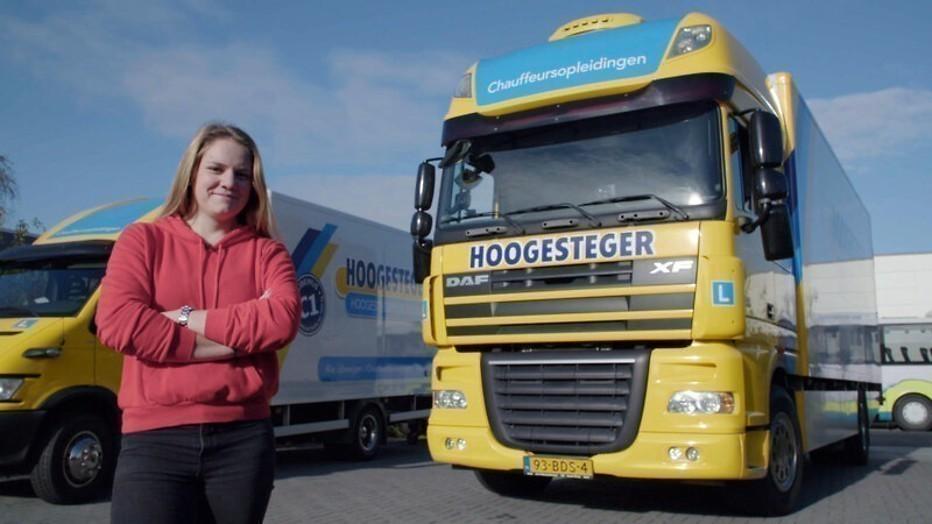 Liefde voor de vrachtwagen