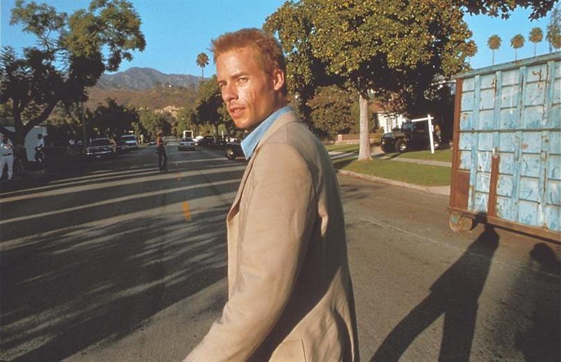 Pittige breinbreker met Guy Pearce in Memento