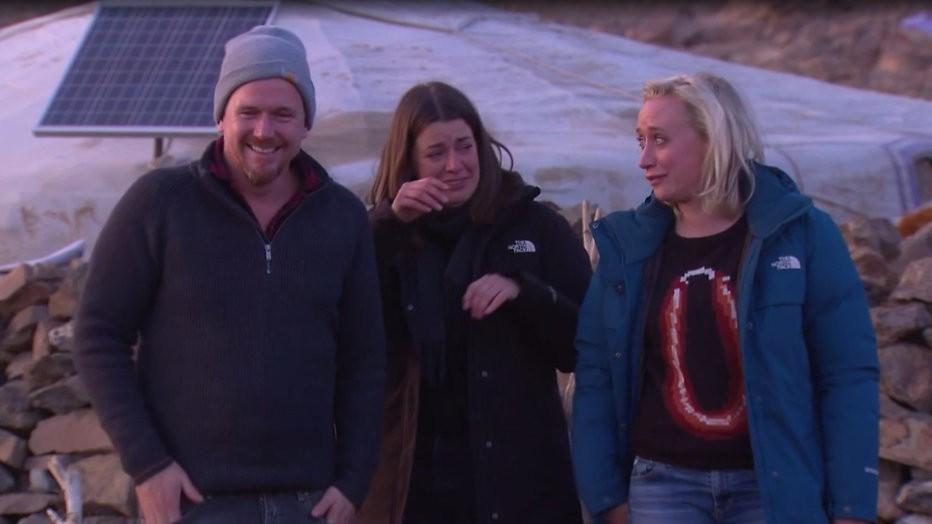 """Merel Westrik: """"Met Eva Jinek in een veld zitten plassen, dat schept een band"""""""