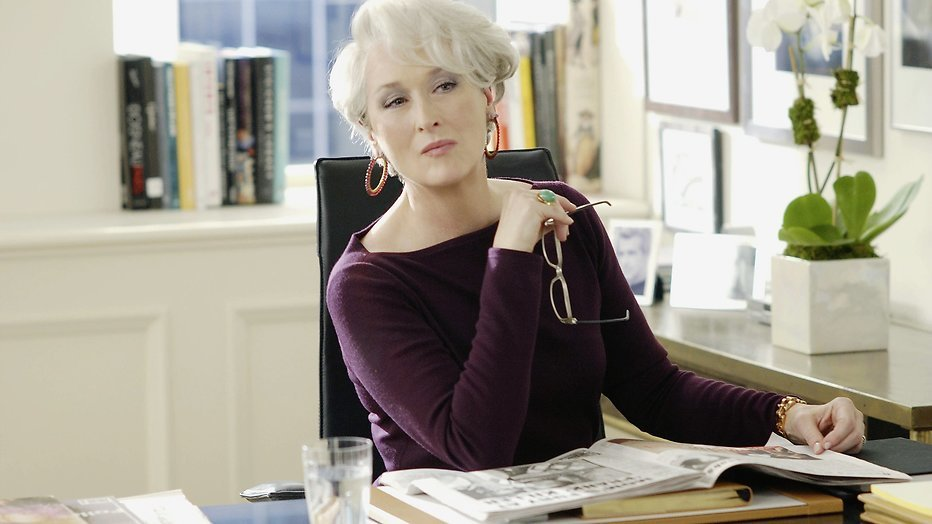 Kijktip: Satirisch kijkje in de modewereld in The Devil Wears Prada