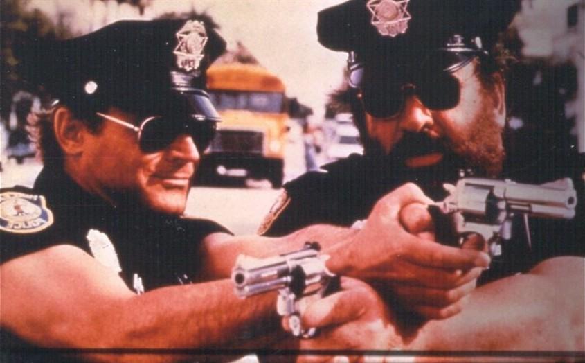 Bud Spencer en Terence Hill maken Miami (on)veilig