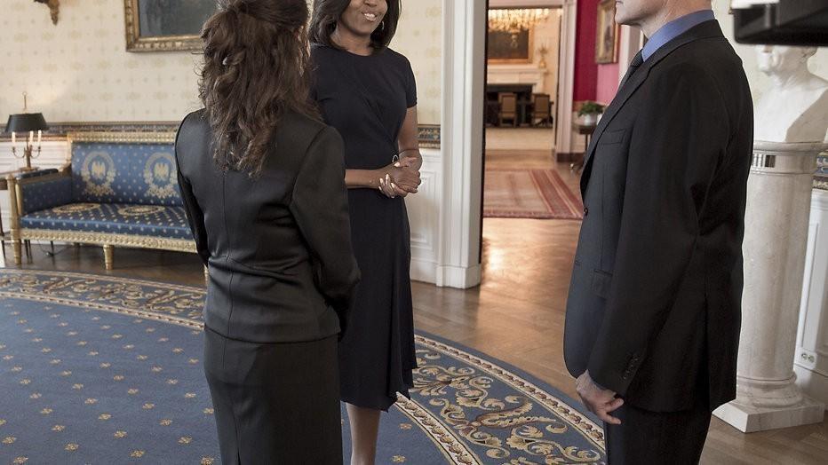 Kijktip: Michelle Obama in NCIS
