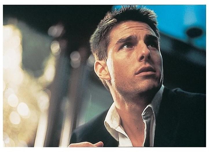 Tom Cruise kan allles