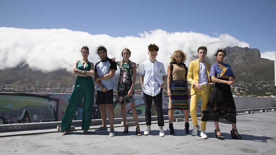 HNTM-winnaar Montell wil doorbreken in Models In Cape Town