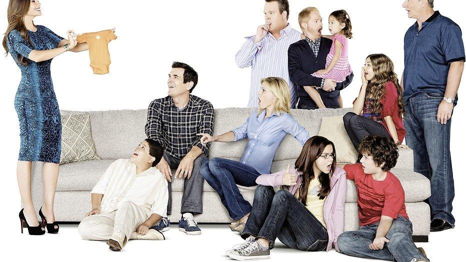 De hele zomer nieuwe Modern family-afleveringen
