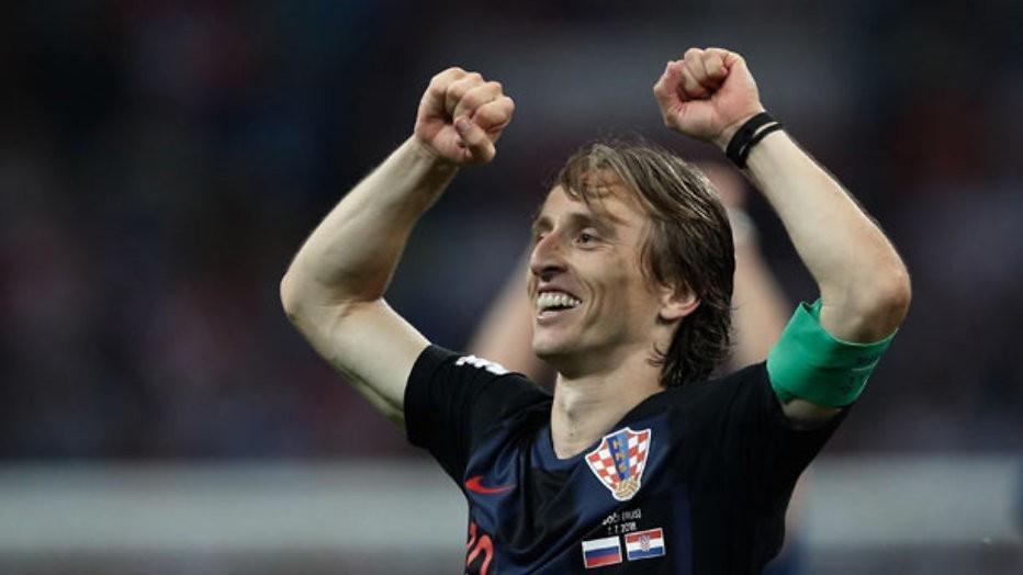 Kroatië op weg naar eerste WK-finale