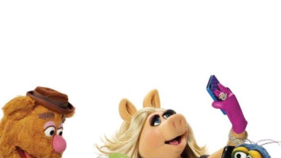 Veronica haalt The Muppets naar Nederland
