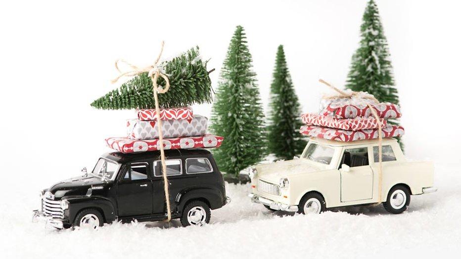 Kerst miniatuur