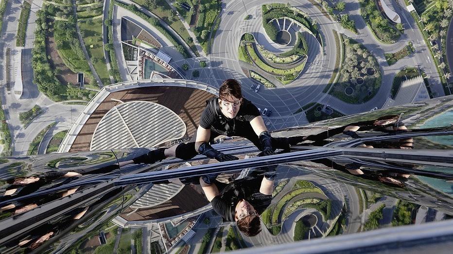 Kijktip: Vierde missie voor Tom Cruise in Mission: Impossible - Ghost Protocol