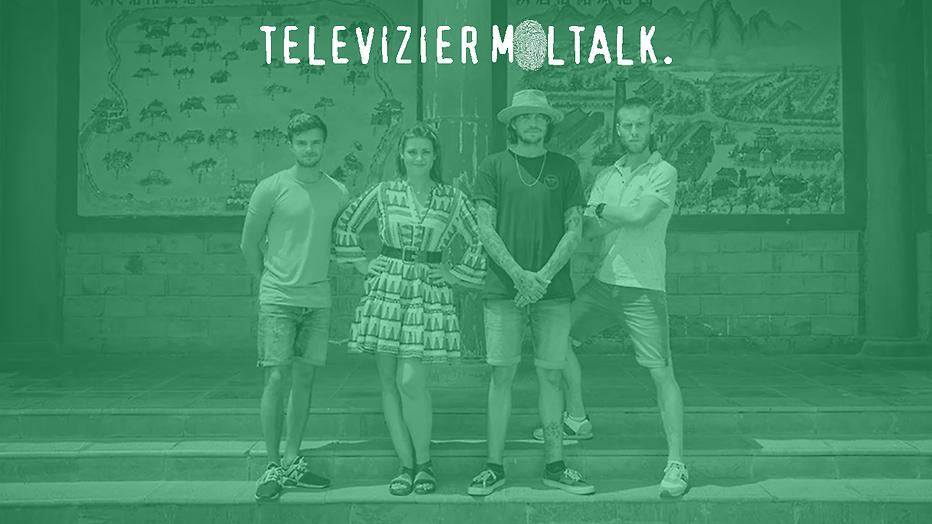 Televizier Moltalk #9: Sturen.