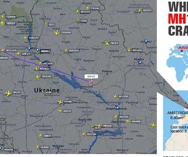 MH17 in Air Crash Investigation