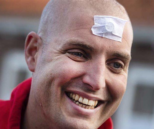 Maarten van der Weijden dinsdagavond bij M