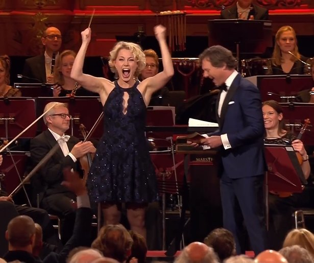 De TV van gisteren: Record voor finale Maestro