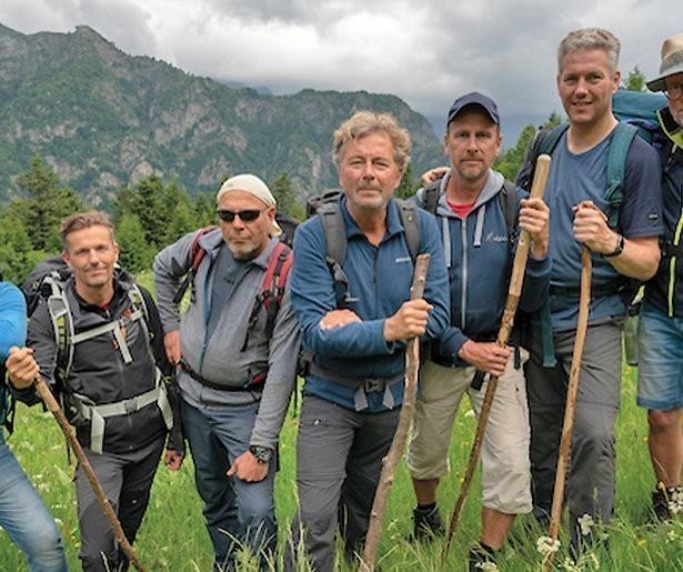 Bert van Leeuwen verrast door mannen met midlifecrisis