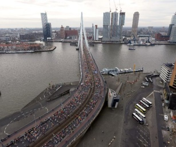 Kijktip: De Marathon van Rotterdam 2016