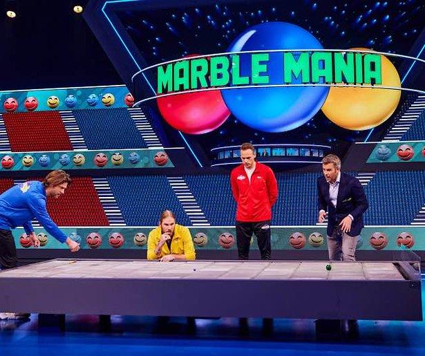 De TV van gisteren: Marble Mania is nu echt een blijvertje