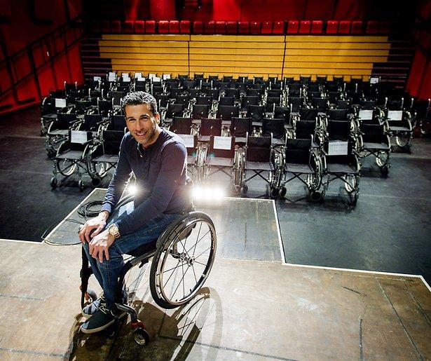 Theatermaker Marc de Hond (42) overleden
