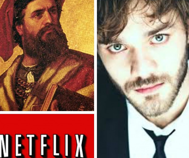 Netflix maakt epische serie over Marco Polo