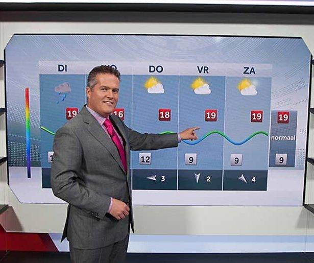 Interview met NOS-weerman Marco Verhoef