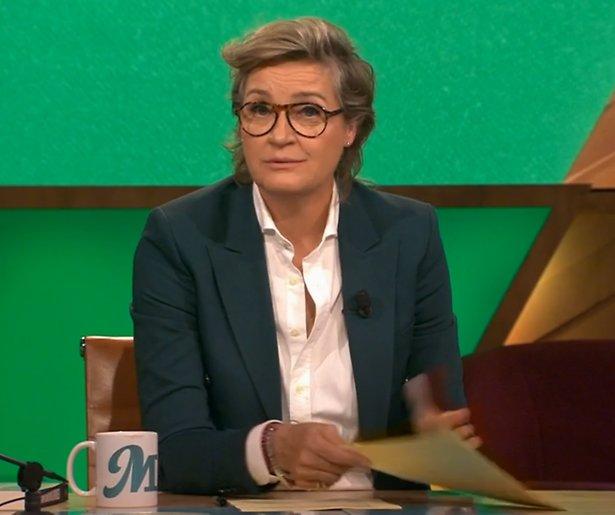Kijkers verbijsterd door 'babbelzieke' Margriet van der Linden