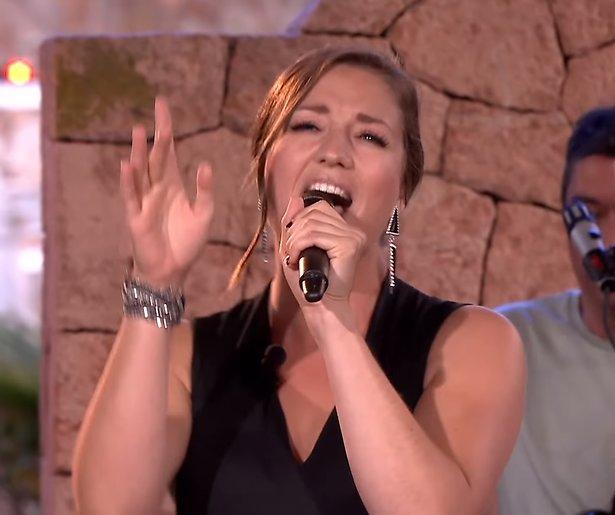 Videsnack: Maria Fiselier zingt Hard to Handle bij Beste Zangers