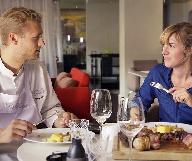 Interview met Marijn Frank over Keuringsdienst van Waarde Food en haar Vleesverlangen