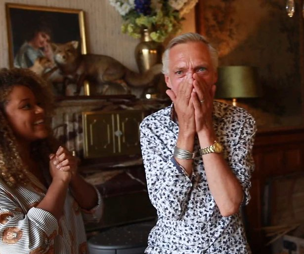 Videosnack: Quinty verrast de familie Meiland met de Gouden Televizier-Ring nominatie