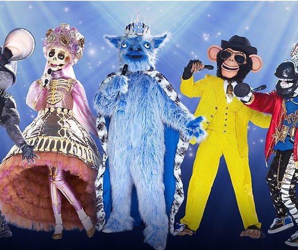 RTL komt met oudejaarseditie van The masked singer